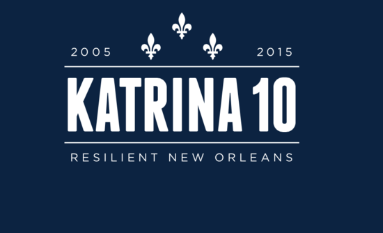 New Orleans Hurricane Katrina climate resilience
