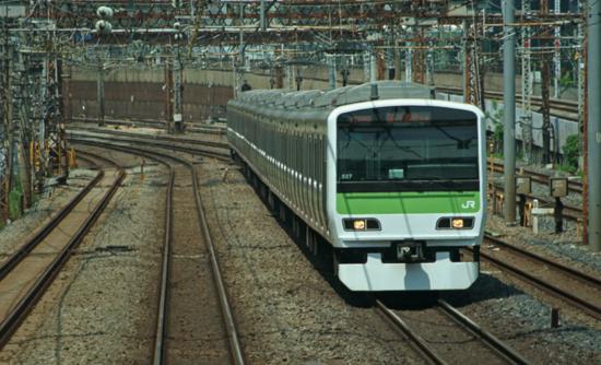 train tokyo electric public transit