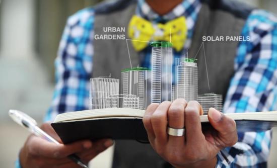 future cities accelerator rockefeller unreasonable sustainability