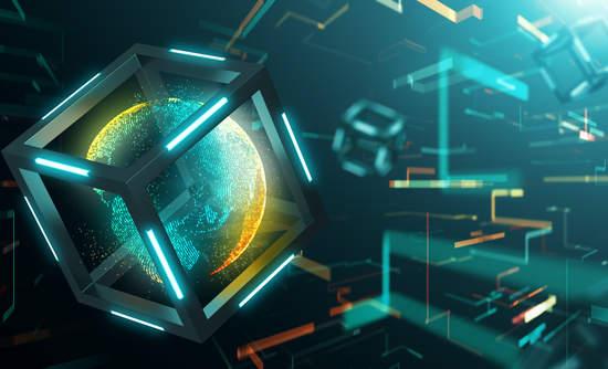 blockchain concept, reporting