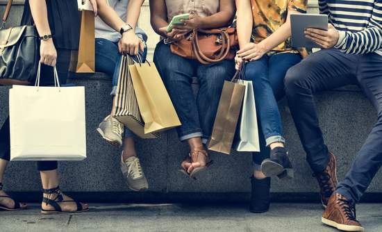 Shopping, consumers, engagement, purpose