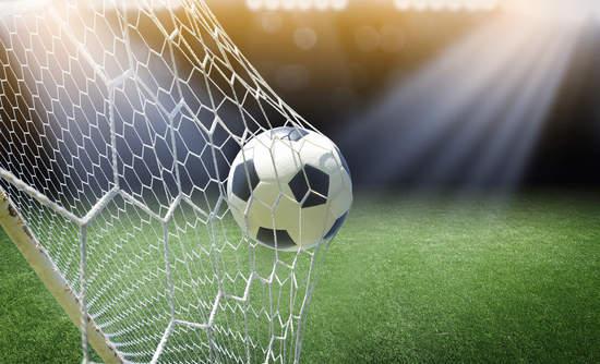 Soccer net, goal
