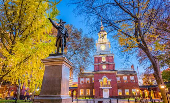 Philadelphia, Independence Hall