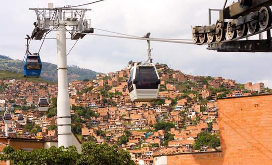 Medellin transporation