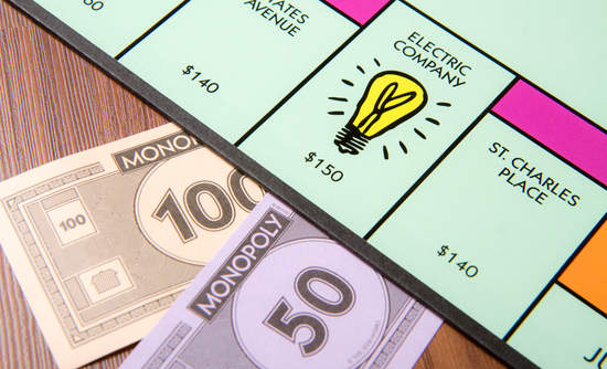 monopoly utility