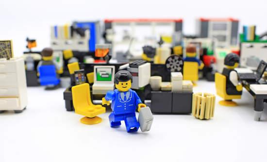 lego job