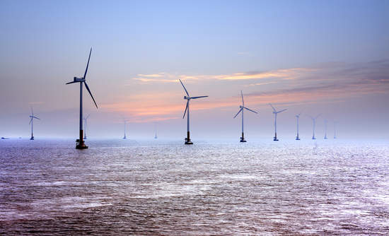 wind farm, offshore