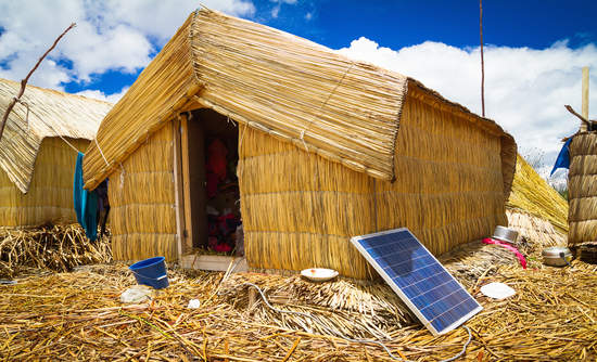 Energy access in the global South