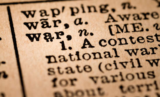 war words