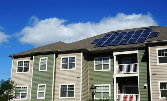 solar, apartment