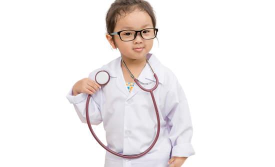 Pediatric, health care, chemical footprint