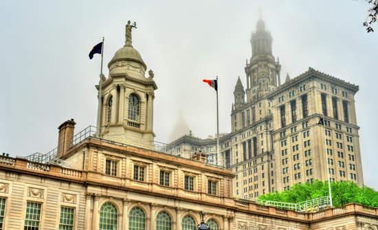 NYC, City Hall, Uber, regulation
