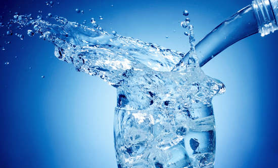 water, water stewardship, full water glass