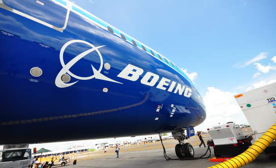 Boeing manufacturing sustainability