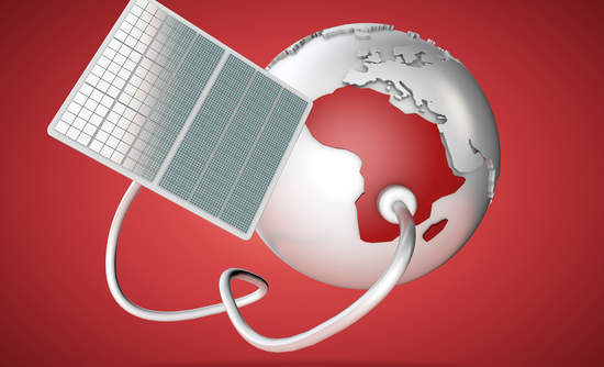 Africa solar power, clean energy investment