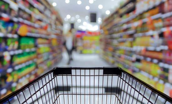 shopping cart store consumer sustainability communication