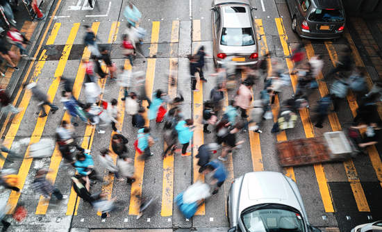 crowded city urbanization sustainability