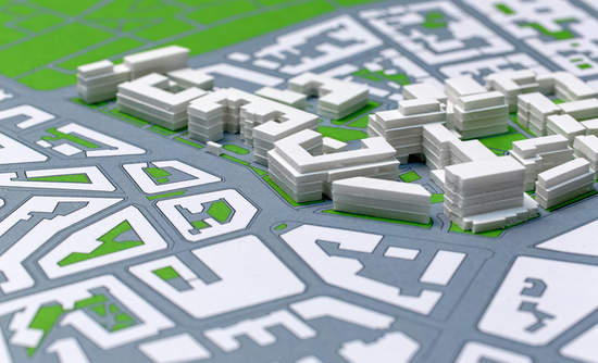 city planning, sustainable development private sector