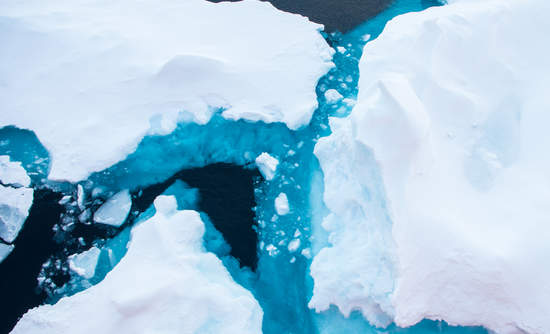 glacier ice climate change and corporate fraud Exxon