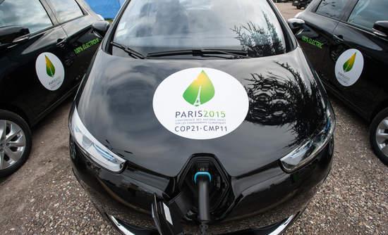 Paris climate talks COP21 action