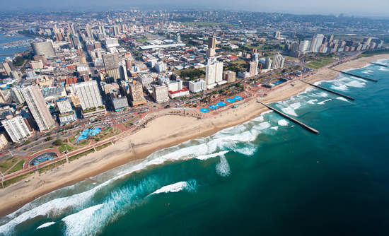 Durban South Africa city climate change resilience