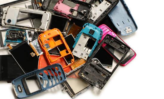 Apple, Microsoft, Motorola e-waste