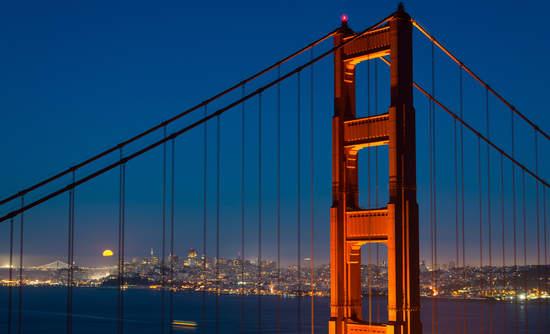 Golden Gate Bridge San Francisco earthquake resilience