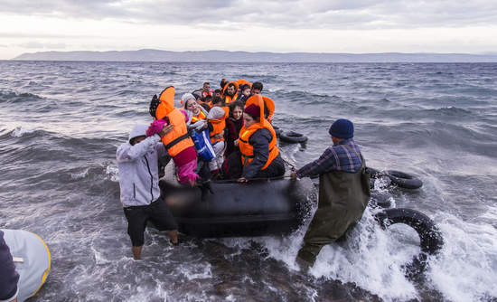syrian refugees greek migration crisis resilience