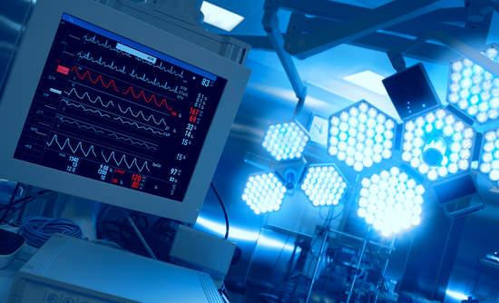 hospital monitor sustainability