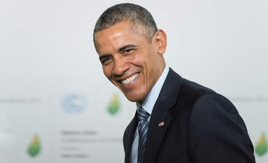Barack Obama COP21 climate talks