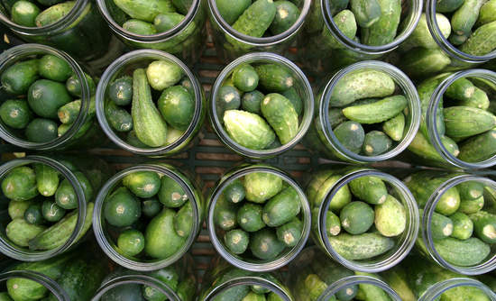 pickle jars