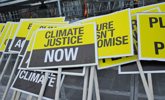climate justice cities