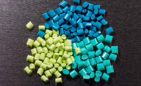 polymer resins sustainable circular economy materials