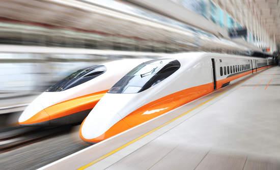 high-speed rail, hyperloop sustainable transportation technology