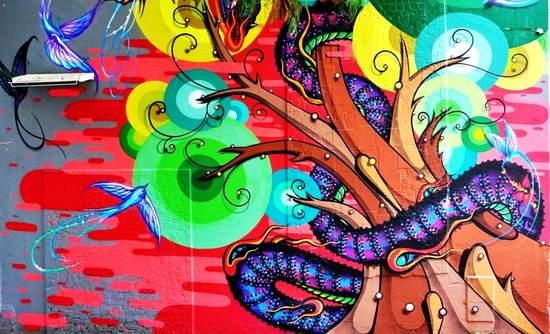 Sao Paulo street art