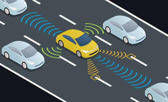 self-driving car autonomous technology Google, Apple, Uber