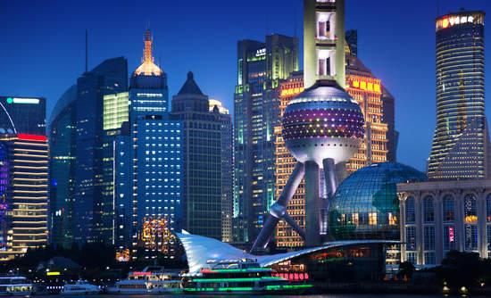 Shanghai and China sustainable development