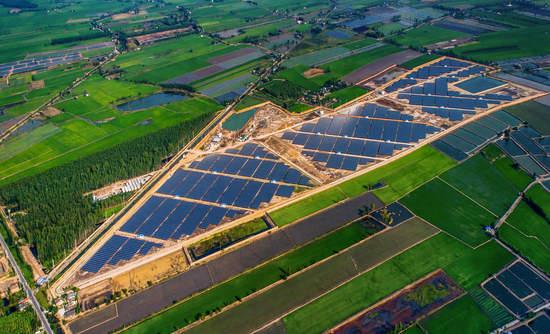 regional renewable energy deployment