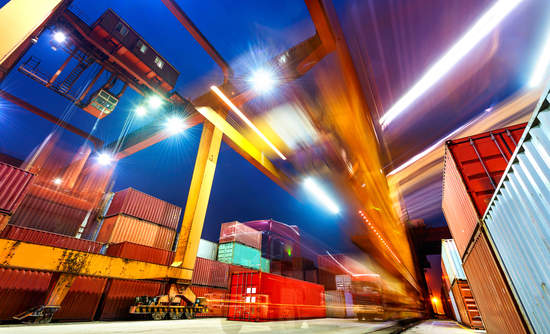 supply chain logistics technology