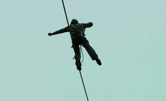 tight rope and global risks