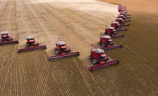 tractors agribusiness sustainability