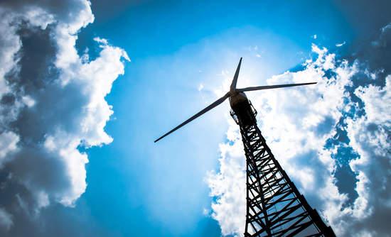 wind turbine corporate renewable energy