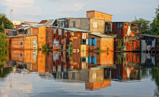 flooding Vietnam urban climate resilience