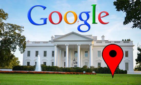 Google White House, Kate Brandt sustainability
