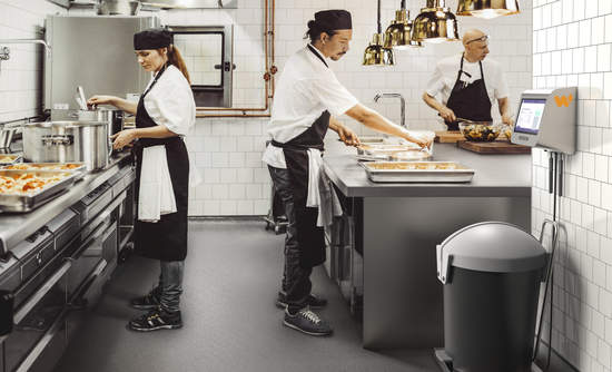 Winnow, artificial intelligence, food waste