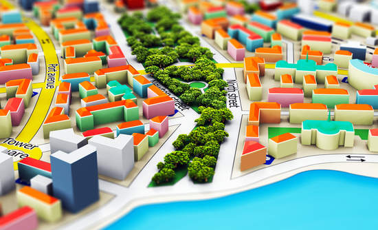 sustainable cities local small