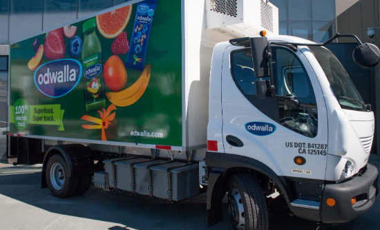 Coca-Cola launches first electric refrigerated truck fleet | GreenBiz