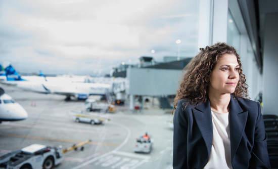 Sophia Mendelsohn, head of sustainability, JetBlue.