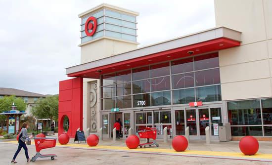 A Target store in Alameda, California.