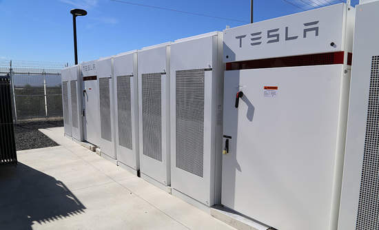 Tesla is starting to actually become an energy company